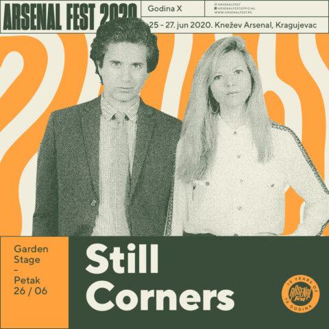 Dubioza kolektiv, Still Corners, Džajkovski – prva imena jubilarnog Arsenala!